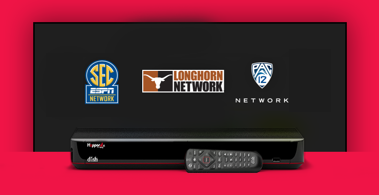 DISH College Sports TV Packages - Brackettville, Texas - PARTNERS SATELLITE - DISH Authorized Retailer