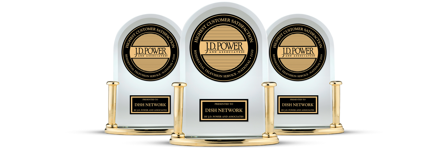 DISH Customer Satisfaction - Ranked #1 by JD Power - PARTNERS SATELLITE in Brackettville, Texas - DISH Authorized Retailer